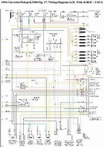 2005 Chevrolet Pick Up Wiring Diagram