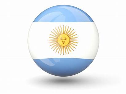 Argentina Icon Sphere Flag Non Commercial