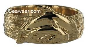 dolphin wedding rings dolphin rings wedding bands