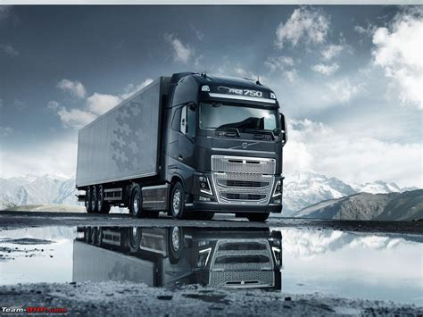 the volvo commercial volvo trucks reving the entire range team bhp
