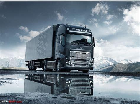 latest volvo commercial volvo trucks reving the entire range team bhp