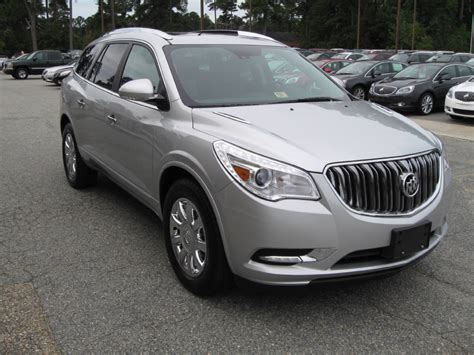 buick enclave review carfax