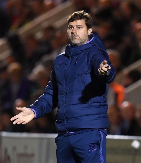 Pochettino picks up on discontent in Tottenham squad as ...