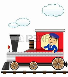 Train Conductor Clipart - Clipart Suggest
