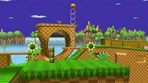 Green Hill Zone V8 Project M Port Super Smash Bros