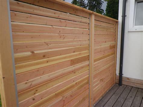 Terrassen Sichtschutz Holz by Terrassengestaltung Und Individueller Sichtschutz Eolas
