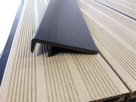 terrasse composite finition