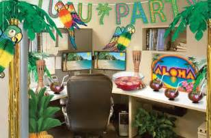Office Cubicle Decoration Ideas for Party