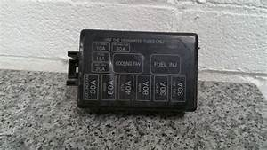 Mazda Mx5 Eunos Mk1 1989 - 97 Fuse Box Cover