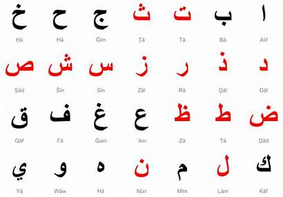 Arabic Keyboard Alphabet Letters Install Computer There