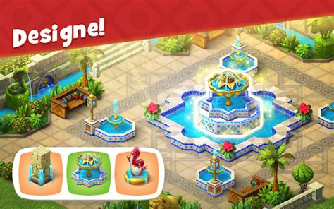 Gardenscapes Unlimited And Coins Apk by Gardenscapes Screenshot