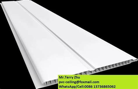 faux plafond pvc panneau stretch groove mod 232 le chine usine tuiles de plafond id de produit