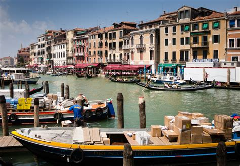 The Canals Of Venice Italy Where In The World Is Riccardo