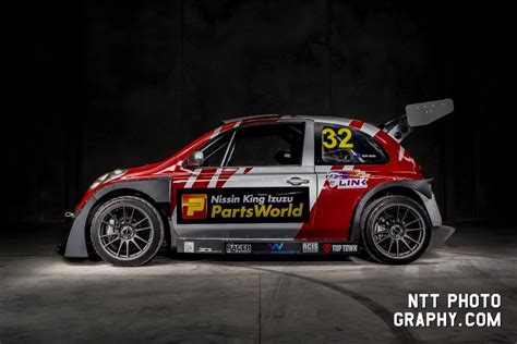 Nissan March Two Build For Nz Superlap
