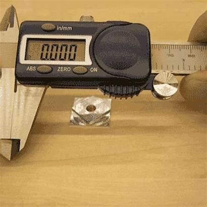 Depth Digital Calipers Measurement Gauge Perpendicular Measure