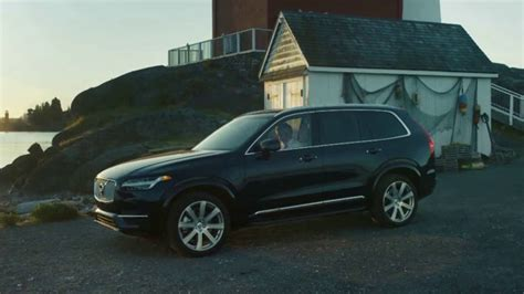 volvo xc tv commercial  place  collect