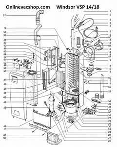 Windsor Sensor Vsp14 Parts
