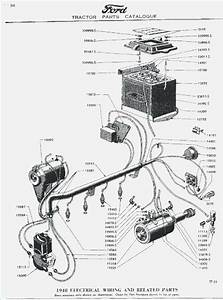 Ford 1952 8n Tractor 6 Volt Wiring Diagram