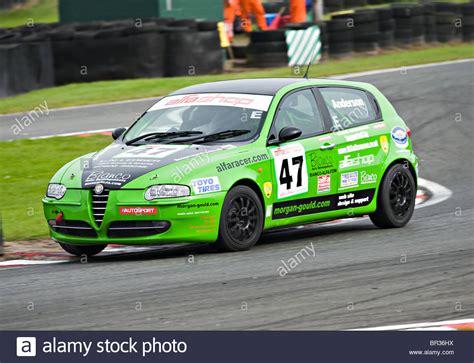 Alfa Romeo Race Car by Alfashop Alfa Romeo 147 Race Car At Oulton Park Motor