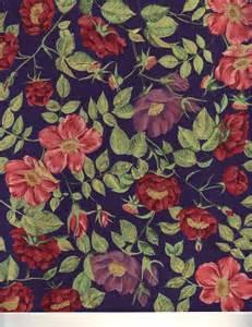 Floral Print Flower