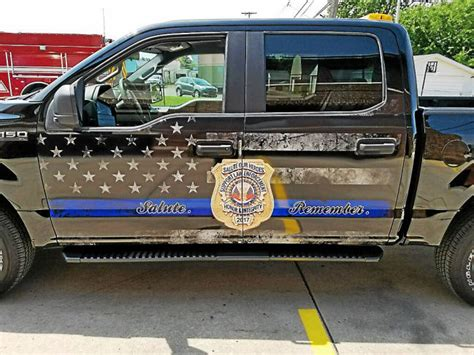 Woodhaven's Gorno Ford Salutes First Responders With Free