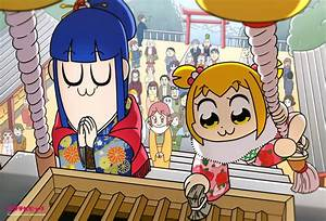 'Pop Team Epic' to Troll Fans with an Endless Eight Marathon