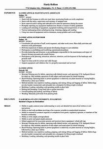 great landscaping resume samples contemporary resume With landscaping resume examples