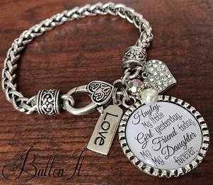 mother daughter bracelet personalized wedding mother With special wedding gift for daughter