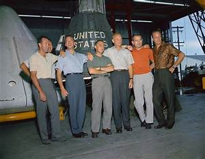 The Mercury Seven And Colorado's First Astronaut ...