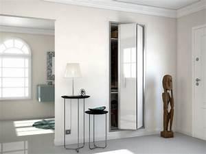 dressing porte placard sogal modele de porte de With porte d entrée alu avec miroir salle de bain 100 cm