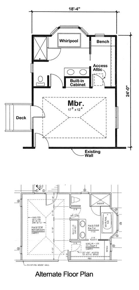 Bedroom Blueprint Activity by Master Bedroom Floor Plans Project Plan 90027 Master