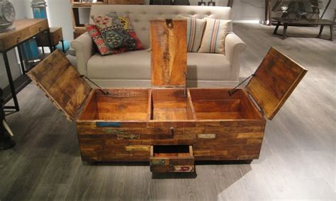 wooden cocktail tables diy reclaimed wood coffee table