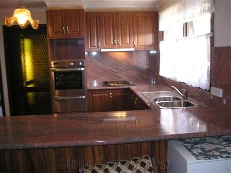 granite kitchen design multicolor granite kitchen benchtop and design from 1291