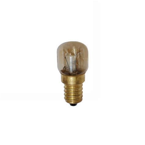 wsdcn e14 t22 15 watt 120 volt oven light bulb heat