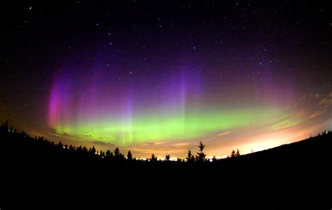 where to see the northern lights northern lights facts for