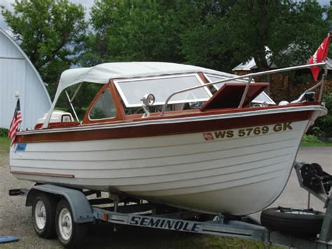 Thompson Wooden Boats For Sale by Thompson Ladyben Classic Wooden Boats For Sale