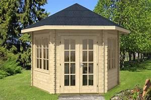 gartenhaus skanholz madeira 6 pavillon kaufen im holz With französischer balkon mit pavillon holz garten