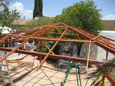 how to build a palapa tucson palapa build