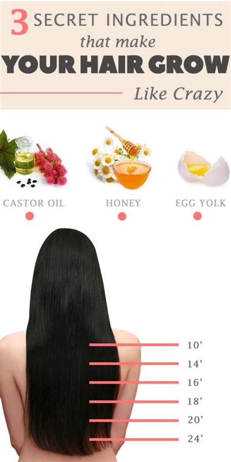 How to make your hair grow with only 3 ingredients | Hair
