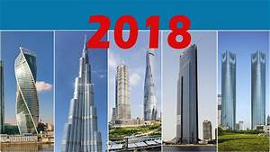 Top 10 Tallest Buildings In the World 2018 - YouTube