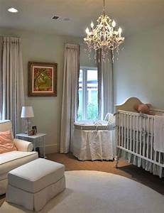 The simply elegant baby nursery kidspace interiors for Elegant baby bedroom ideas