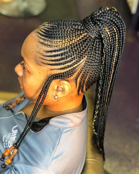 trending ghana weaving styles   braids hairstyles