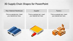 Warehouse Supplier Factory Supply Chain Slide