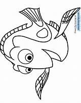 Dory Coloring Pages Finding Printable Sheet Template Nemo Disney Disneyclips Marlin Hank Destiny Templates Pixar Getcolorings Popular Funstuff sketch template