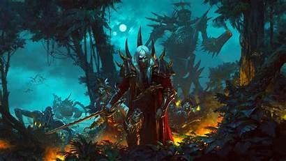 Warhammer Vampire Total War Coast Curse Ii