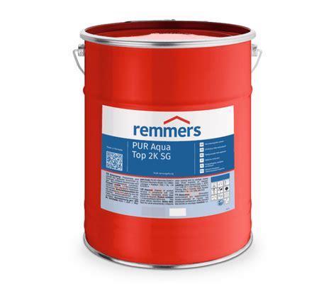 www remmers de remmers pur aqua top 2k sg pur versiegelung bc24