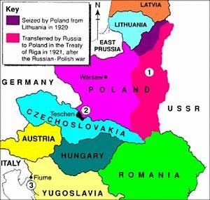 Other Treaties of 1919-1920