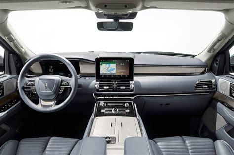 Lincoln 2019 Lincoln Navigator Interior Photos 2019