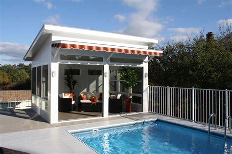 interior home colors three season cabana deluxe screen cabana pool house cabana