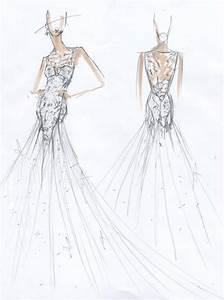 exclusive spring 2015 wedding dress sketches ux ui With wedding dress sketches
